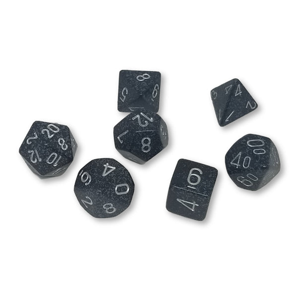 RPG Dice - Chessex - Speckled Ninja