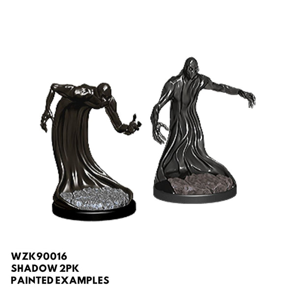 dnd mini - shadow transparent