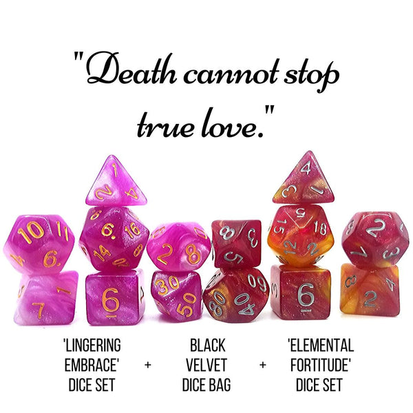 DnD Dice - Valentines Day