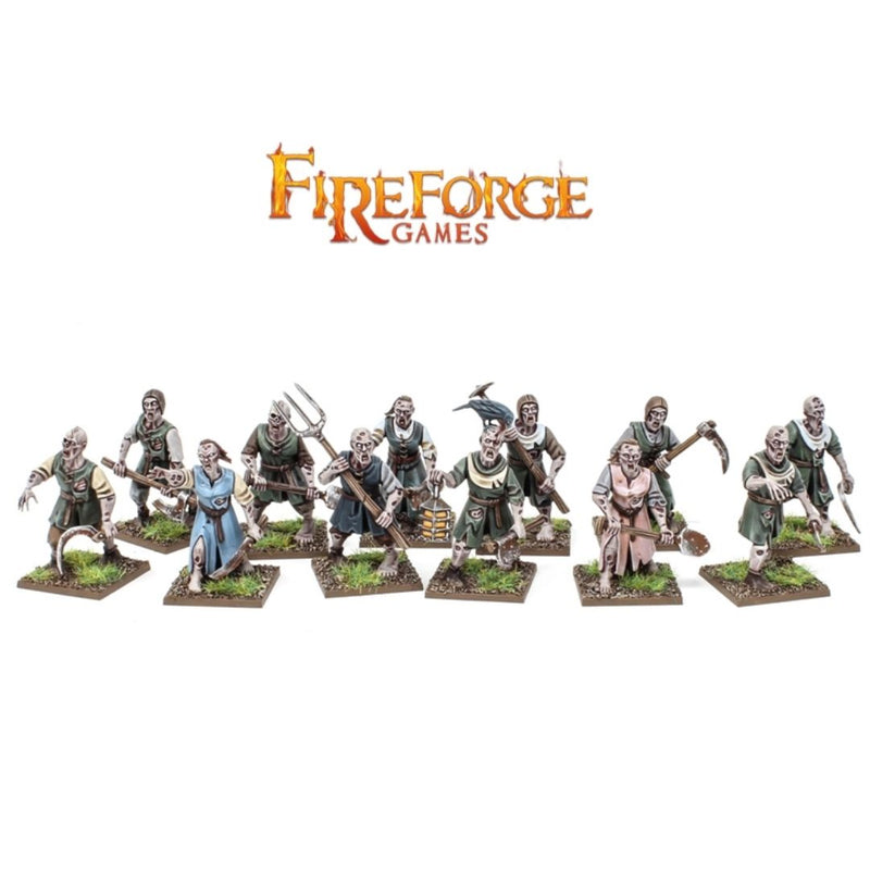fireforge games - zombie peasants