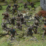 Frostgrave Gnolls 20pk (Plastic Miniatures)  ||  North Star Military Figures