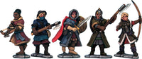 Frostgrave Female Soldiers 20pk (Plastic Miniatures)  ||  North Star Military Figures