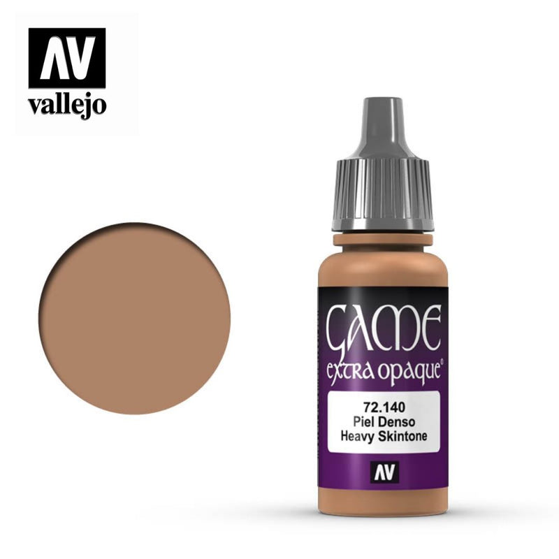 72.140 Heavy Skin Tone - vallejo paints