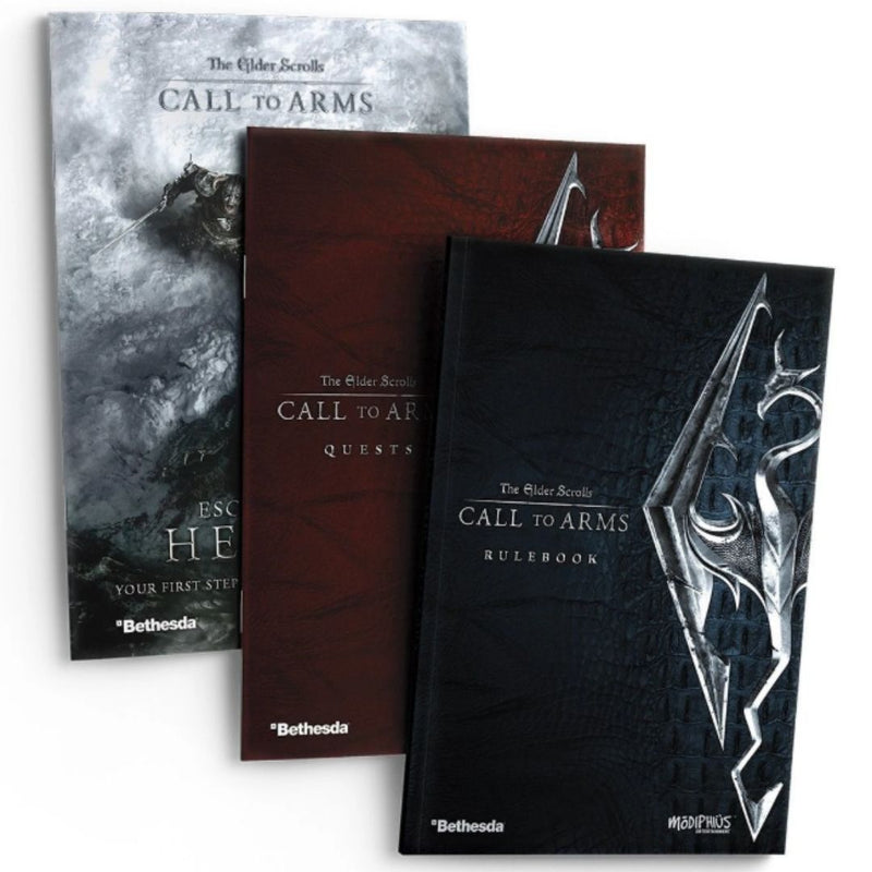 The Elder Scrolls - books
