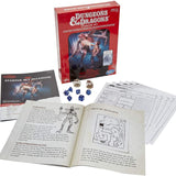 dungeons and dragons stranger things set