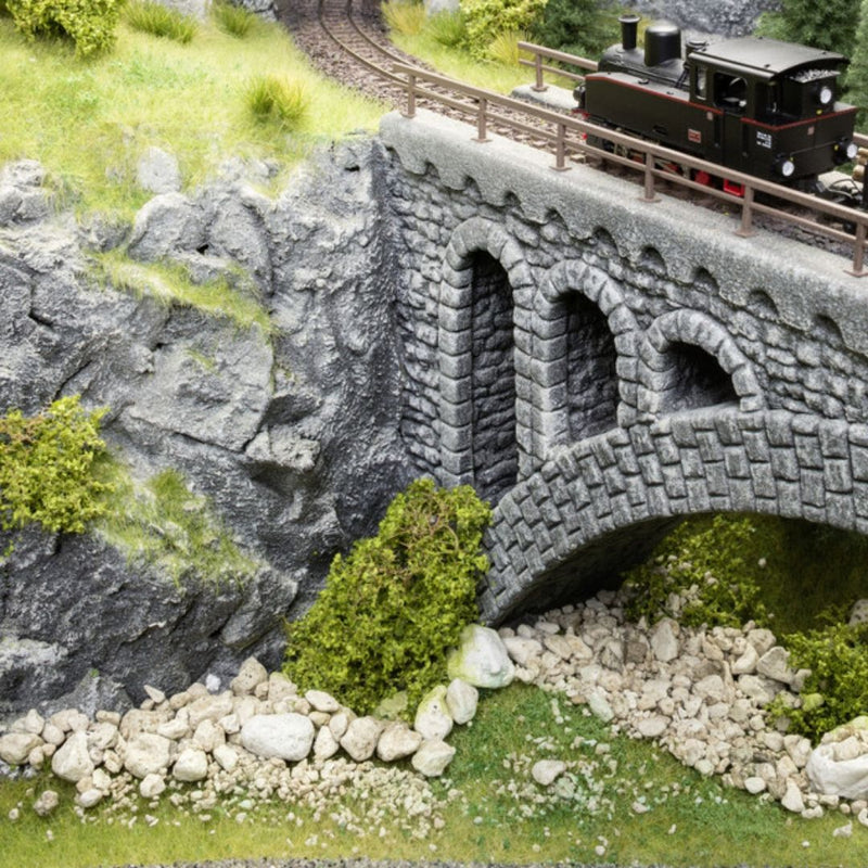 Building Materials - Fine Rubble - Noch Model Scenery