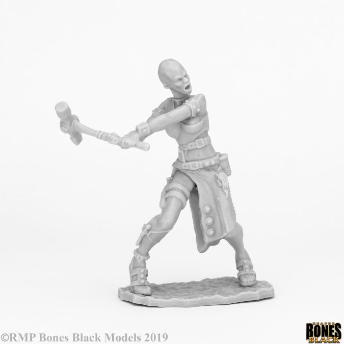 Reaper Miniatures - Stone Giant Champion - Bones Black