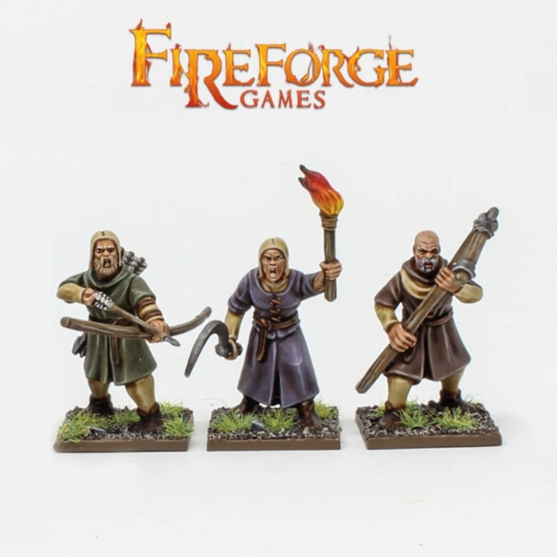 fireforge games - lynch mob