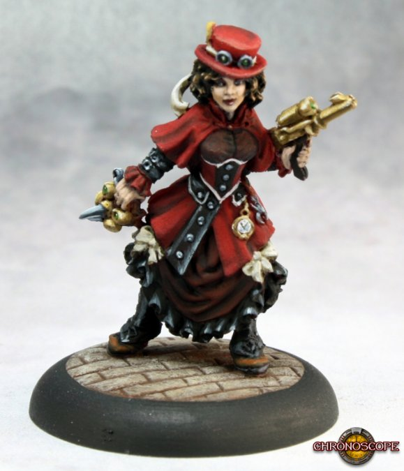 Reaper Miniatures - Female Human Gunslinger