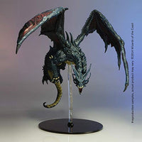 D&D miniatures - Bahamut, Platinum Dragon - dungeons & dragons premium figure