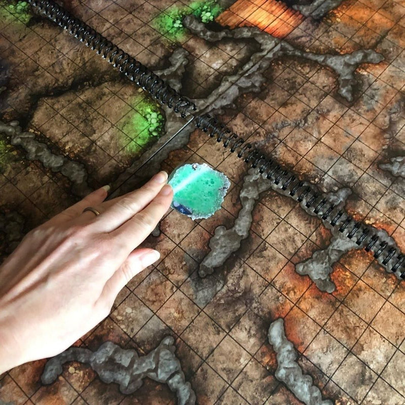 DnD Battle Maps - Scenery for RPG Battle Mats