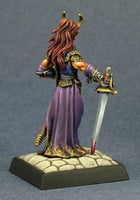 Reaper Minis - Tiefling Fighter Rogue - painted