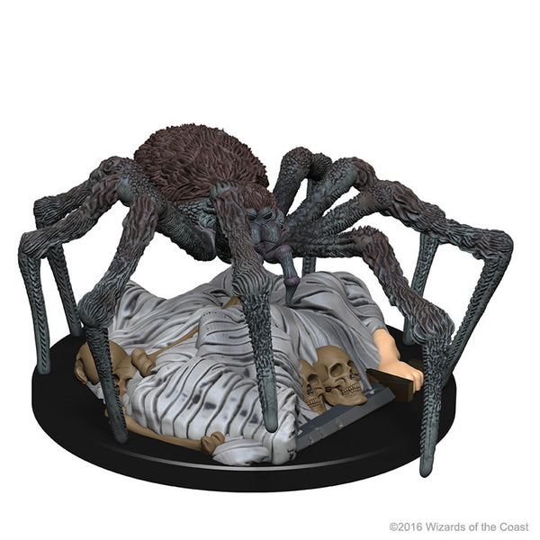 D&D Minis - Spiders 3pk - painted