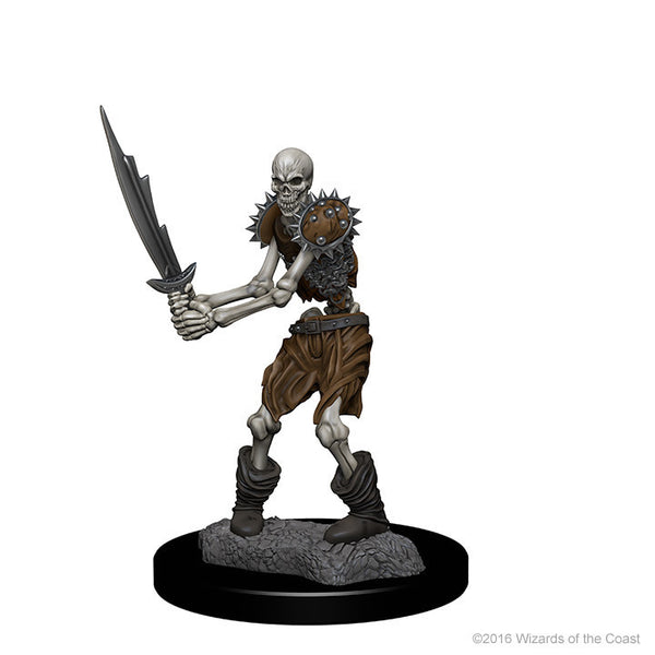 D&D Minis - Skeletons 2pk - painted