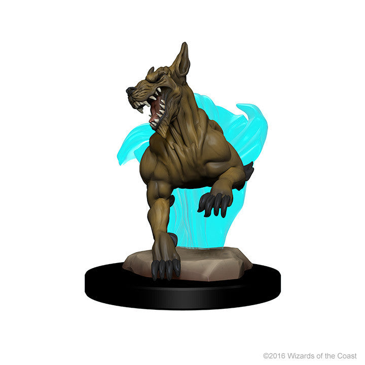 D&D Minis - Blink Dogs 2pk - painted 2