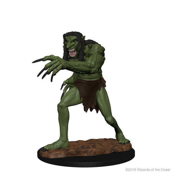 D&D Minis - Troll - painted