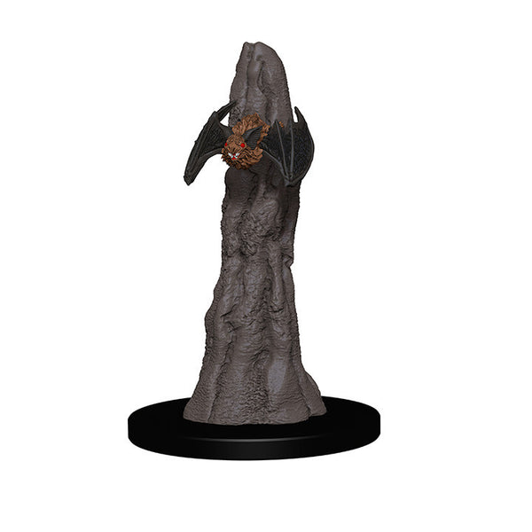 Familiars 3pk (Bat, Fox & Badger)  ||  Pathfinder: Deep Cuts Unpainted Miniatures