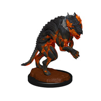 Pathfinder Miniatures - Hell Hounds - painted