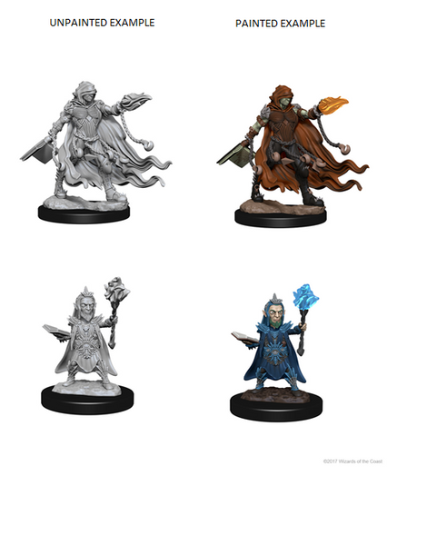 Pathfinder Miniatures - Evil Wizards