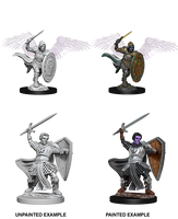D&D Minis - Male Aasimar Paladin