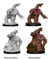 D&D Minis - Xorn Earth Elemental