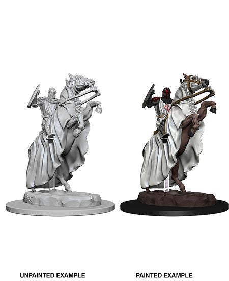 Pathfinder Miniatures - Knight on Horse