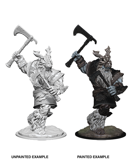 D&D Minis - Frost Giant Male