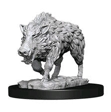 Pathfinder Miniatures - Wild Boars (Wild Pigs)