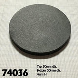 Miniature Bases - 2 inch Large
