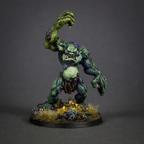 Reaper Miniatures - Cave Troll - painted