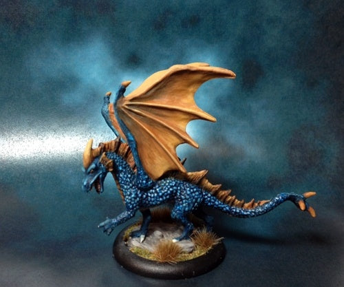 Reaper Miniatures - Young Red Dragon - painted