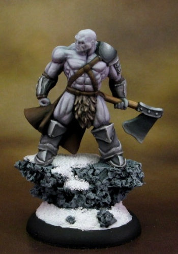 Reaper Miniatures - Male Goliath Barbarian - painted