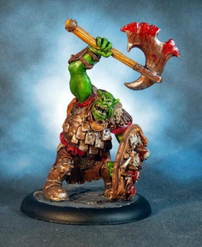Reaper Miniatures - Orc Warboss - painted