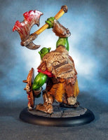 Reaper Minis - Orc Warboss - painted