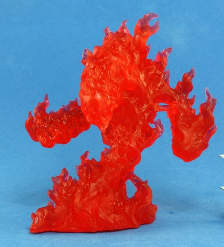 Large Fire Elemental unpainted