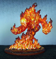 Reaper Miniatures - Large Fire Elemental - painted