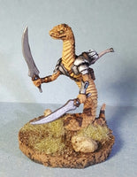 Reaper Miniatures - Yuan-Ti Warrior - painted
