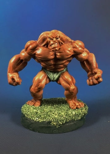 Reaper Miniatures - Clay Golem - painted