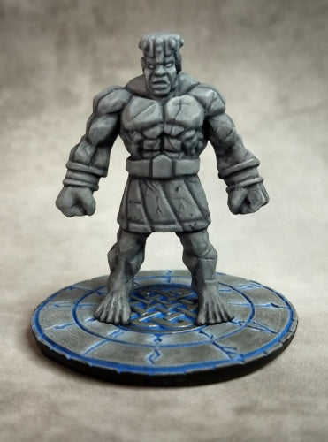 Reaper Miniatures - Stone Golem - painted