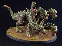 Hydra painted