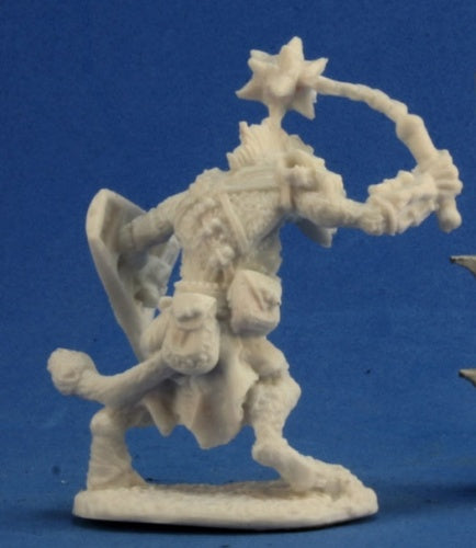 Reaper Minis - Gnoll Cleric - unpainted
