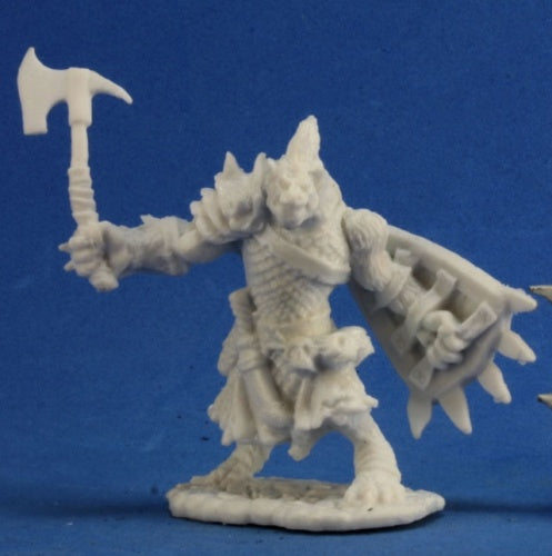 Reaper Miniatures - Gnoll Warrior - unpainted