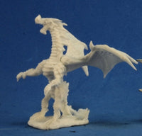 Reaper Minis - Red Dragon Wyrmling - unpainted