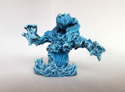 Reaper Miniatures - Large Water Elemental - painted