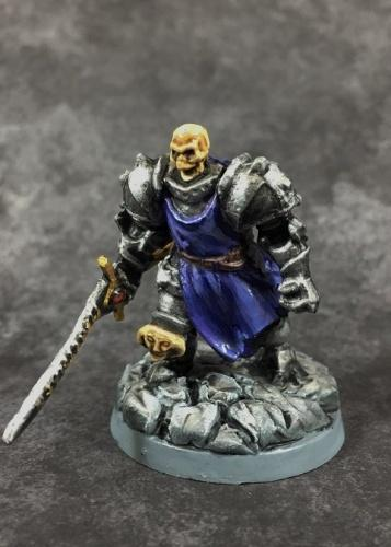 Reaper Miniatures - Barrow Warden 1 - painted