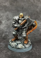 Reaper Miniatures - Barrow Warden 2 - painted