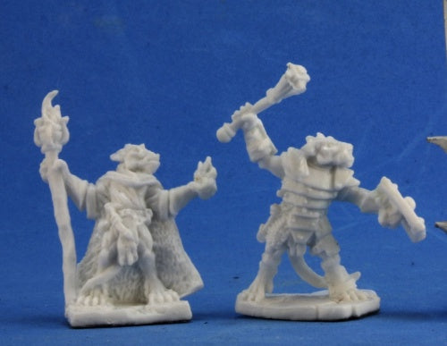 Reaper Miniatures - Kobold Leaders