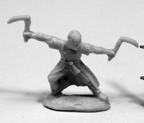 Reaper Miniatures - Female Human Monk