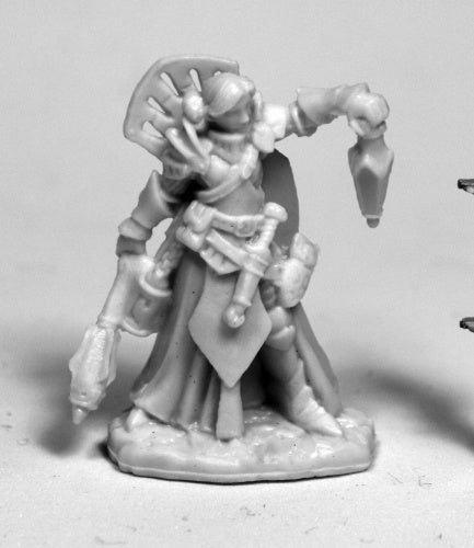 Reaper Miniatures - Human Female Cleric - unpainted
