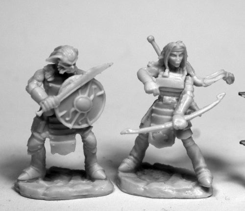 Reaper Miniatures - Hobgoblin Warriors